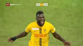 Young Boys - Luzern 2:3 06.10.2018