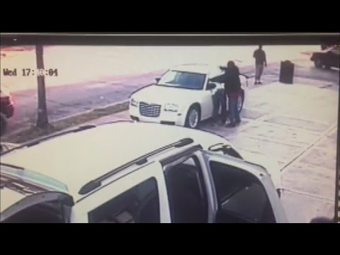 Violent Crime Caught On Tape