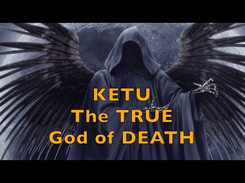 The TRUE God of DEATH - KETU - The demon god who obliterates your identity - Vedic Astrology