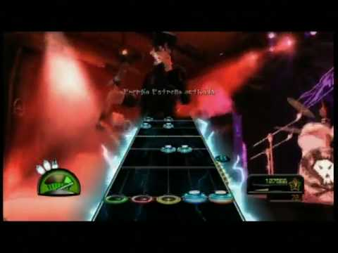 Guitar Hero Metallica Xbox 360 Evil Expert Guitar 91