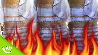 Komm'On - #Dressgate: Das Kleid des Grauens