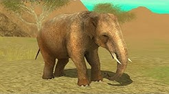 Wild Elephant Sim 3D Android Gameplay #9