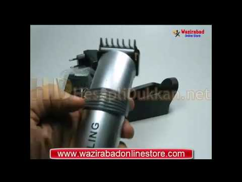 DINGLING RF-609 Professional Electric Hair Clipper for Male