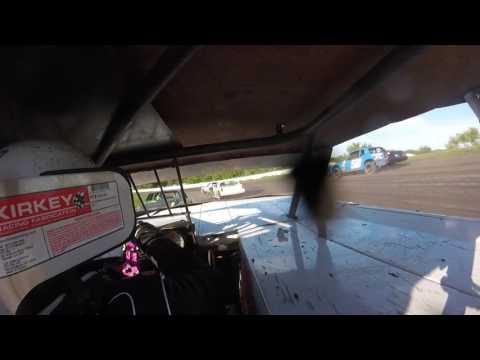 Fiesta City Speedway Pure Stock Heat 7-29-16