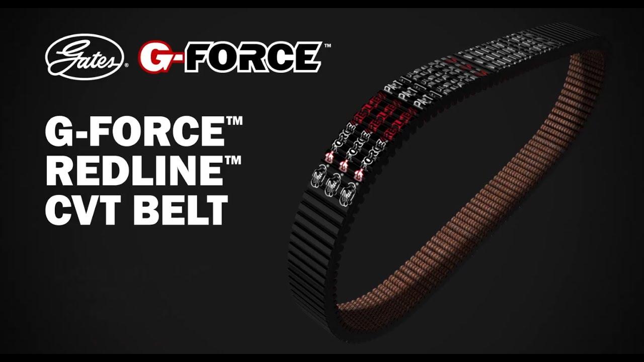 Carbon G-Force CTV Belt
