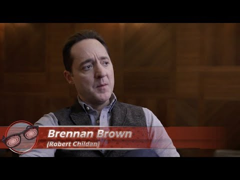 The Man in the High Castle - Brennan Brown Interview