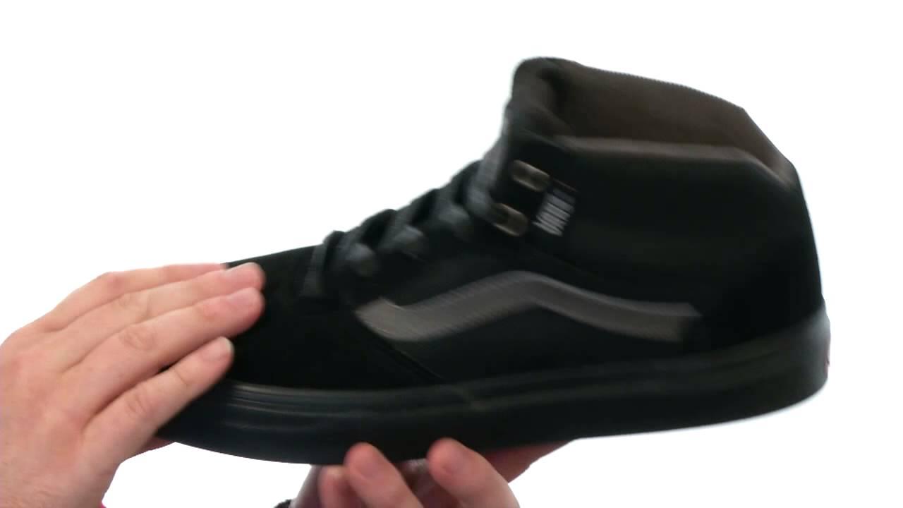 d36af112b6f Vans Crockett Pro Mid SKU 8422646 - YouTube