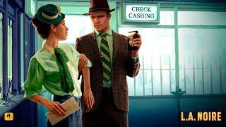 Поехали побегаем в L.A. Noire, будем что то расследовать - посмотрим интересная игра или нет