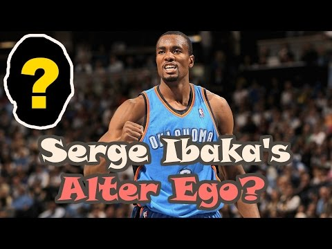 The MYSTERIOUS Identity of Serge Ibaka