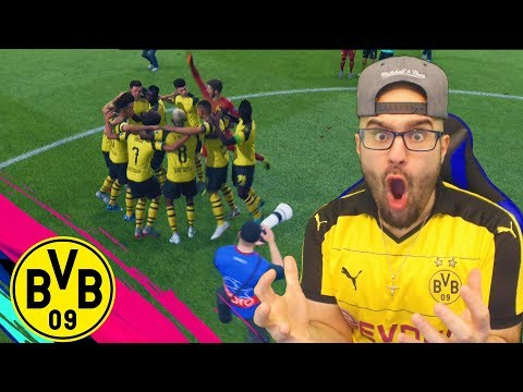 WOW!! THE END! FIFA 19 Career Mode DORTMUND thumbnail