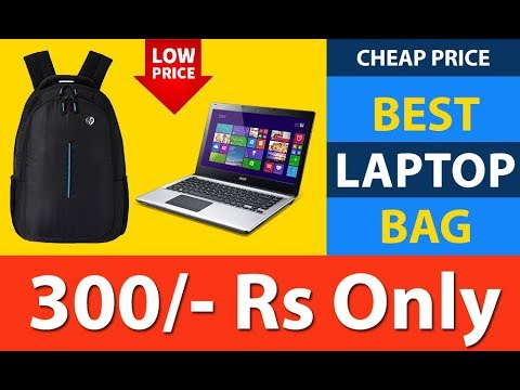 Laptop Bag Online in Low Price 300/- Rs - UnBoxing & Review