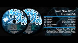"Indica Dubs: Arise Jah LP 12"" [ISS012] ft. Dan I Locks & Conscious Sounds"