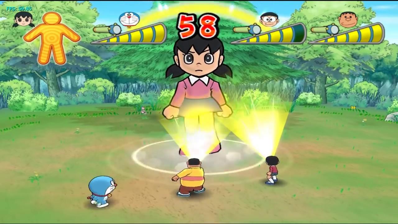 DORAEMON | SHIZUKA SPECIAL GAME PLAY WITH NOBITA #DORAEMON ...