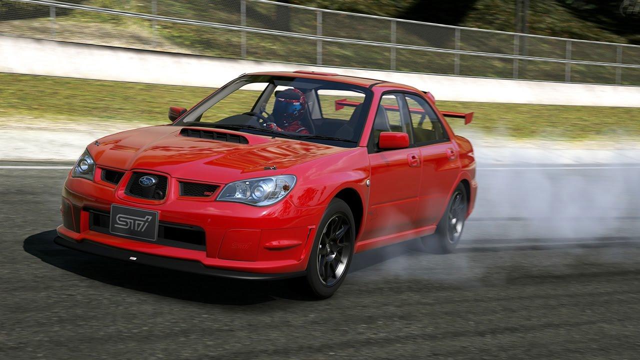 Cars Subaru Impreza Wrx Sti