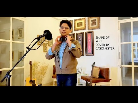 Shape of You (Ed Sheeran) Cover by CA Songster (Part of NEXA MUSIC LOUNGE CHALLENGE)