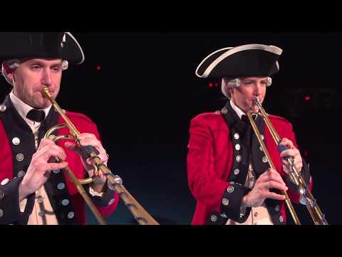 U.S. Army Historical Trumpets Fanfare - Guard À Vous By Henri Senée