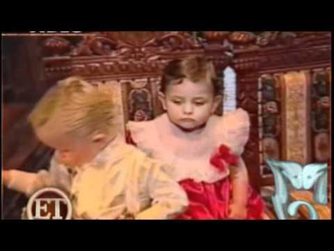 Michael Jackson Playing Chess With Prince HD