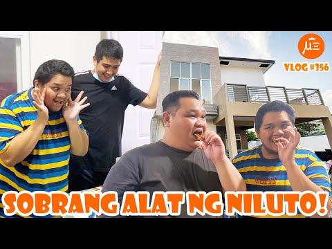 NAGLUTO NG DINNER SA BAGONG BAHAY NI MARS LLOYD CAFE CADENA! | VLOG #356