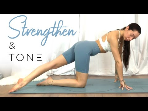 10 Minute Yoga Workout For Strength