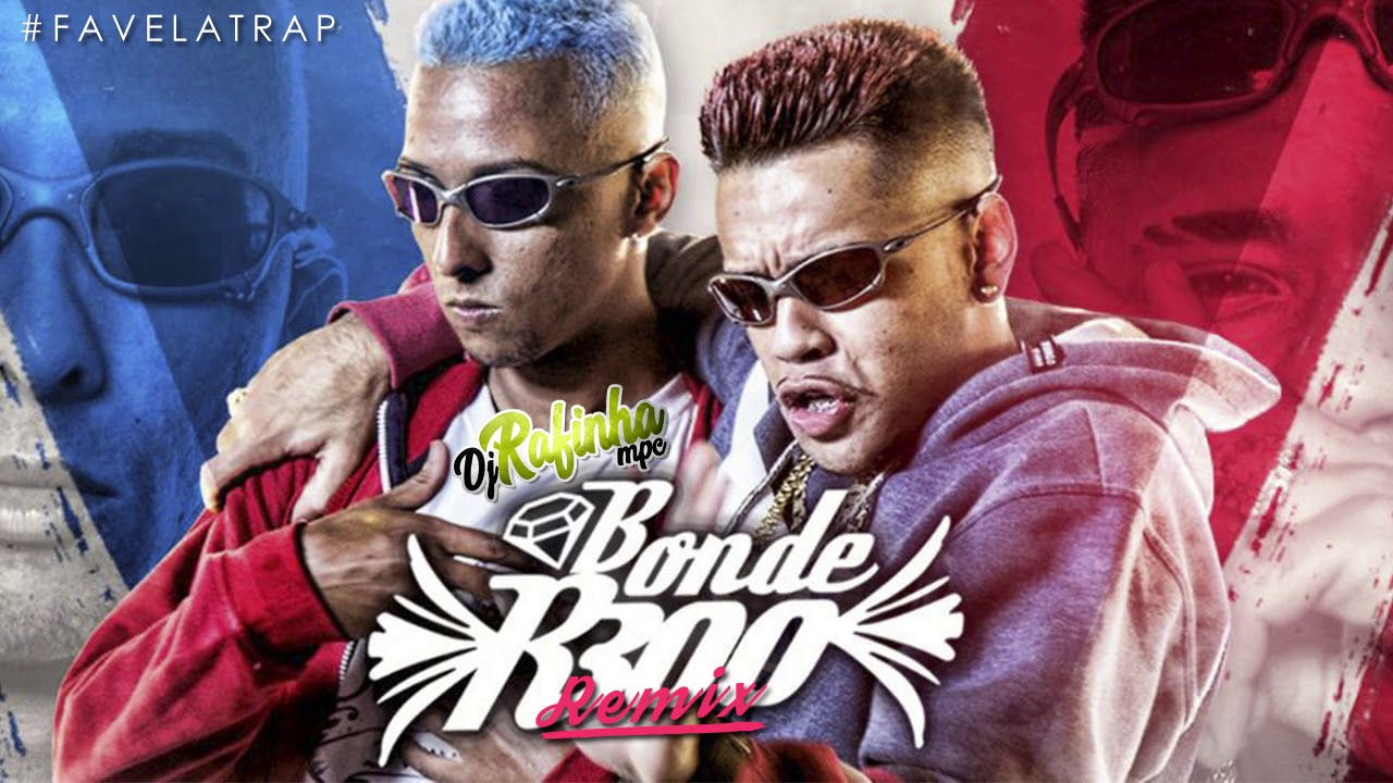Bonde R300 ft  DJ CK - Oh Nanana (DJ Rafinha MPC Remix)