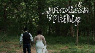 Madison+Phillip - Wedding