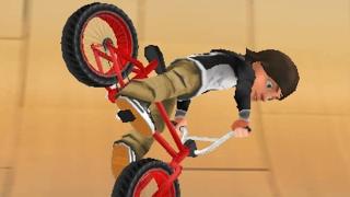 Велосипедная гонка (Bike Blast) // Геймплей