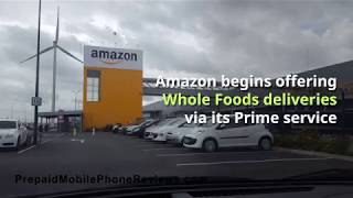 Amazon is using Prime to deliver groceries from Whole Foods