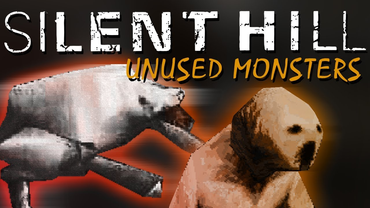 Silent Hill The Cutting Room Floor