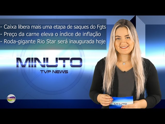 MINUTO TVP NEWS 06/12/2019