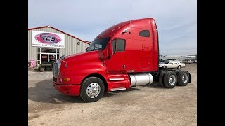 2007 Kenworth T2000 Conventional W/ Sleeper