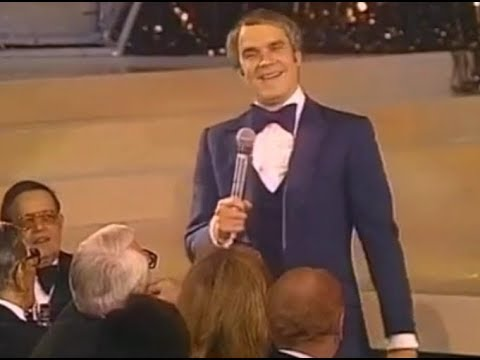RICH LITTLE does Cary Grant TO Cary Grant  Tony Bennett added