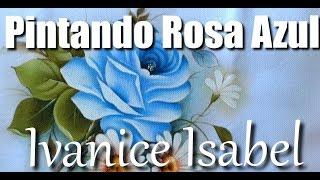 Pintando Rosa Azul