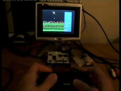 Sega SC-3000 emulator on a PropC3 with a C3Synapse board.