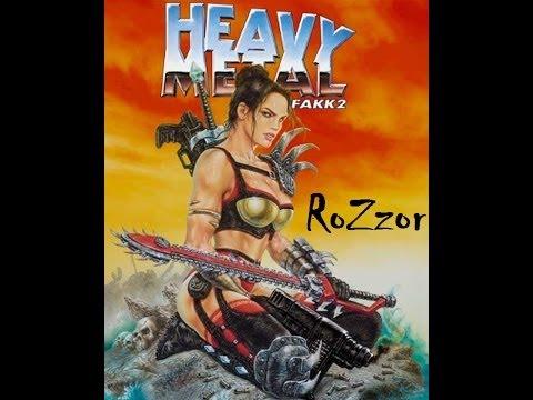 Heavy Metal- F.A.K.K. 2 полный обзор by RoZzor