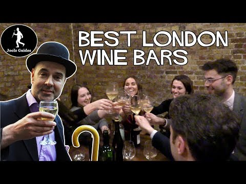 Top 5 London Wine Bars