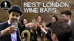 Top 5 London Wine Bars