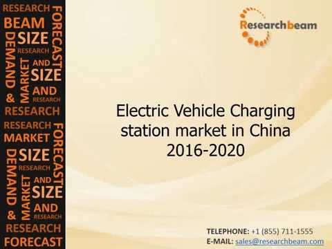 China Electric Vehicle Charging station market (Industry) 2016 2020