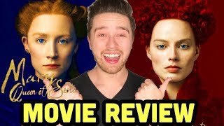Mary Queen of Scots - Movie Review (Saoirse Ronan and Margot Robbie movie)