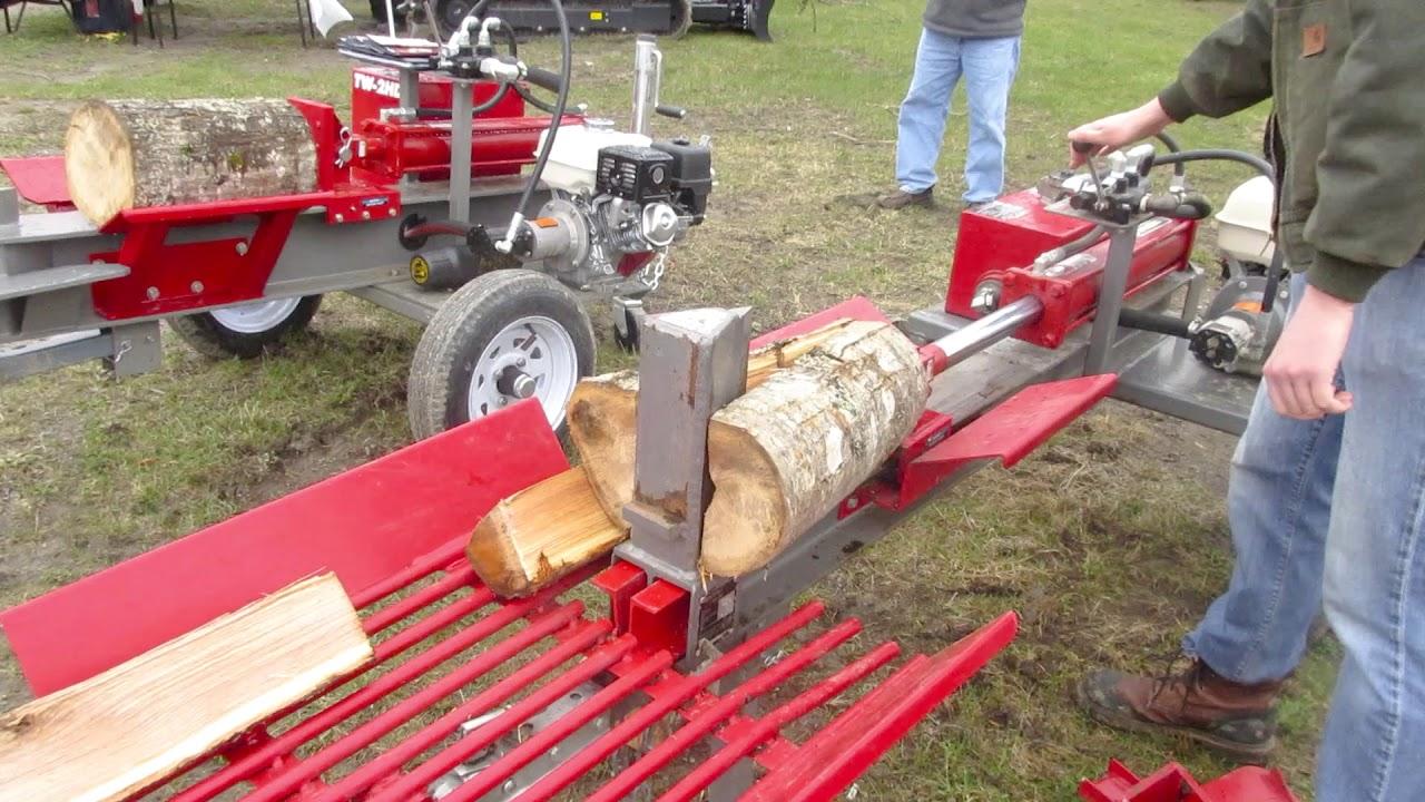 Timberwolf Tw2 Log Splitter You