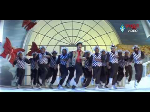Khaidi Inspector Movie Song - Papa Papa Pandistava - Suman, Rambha
