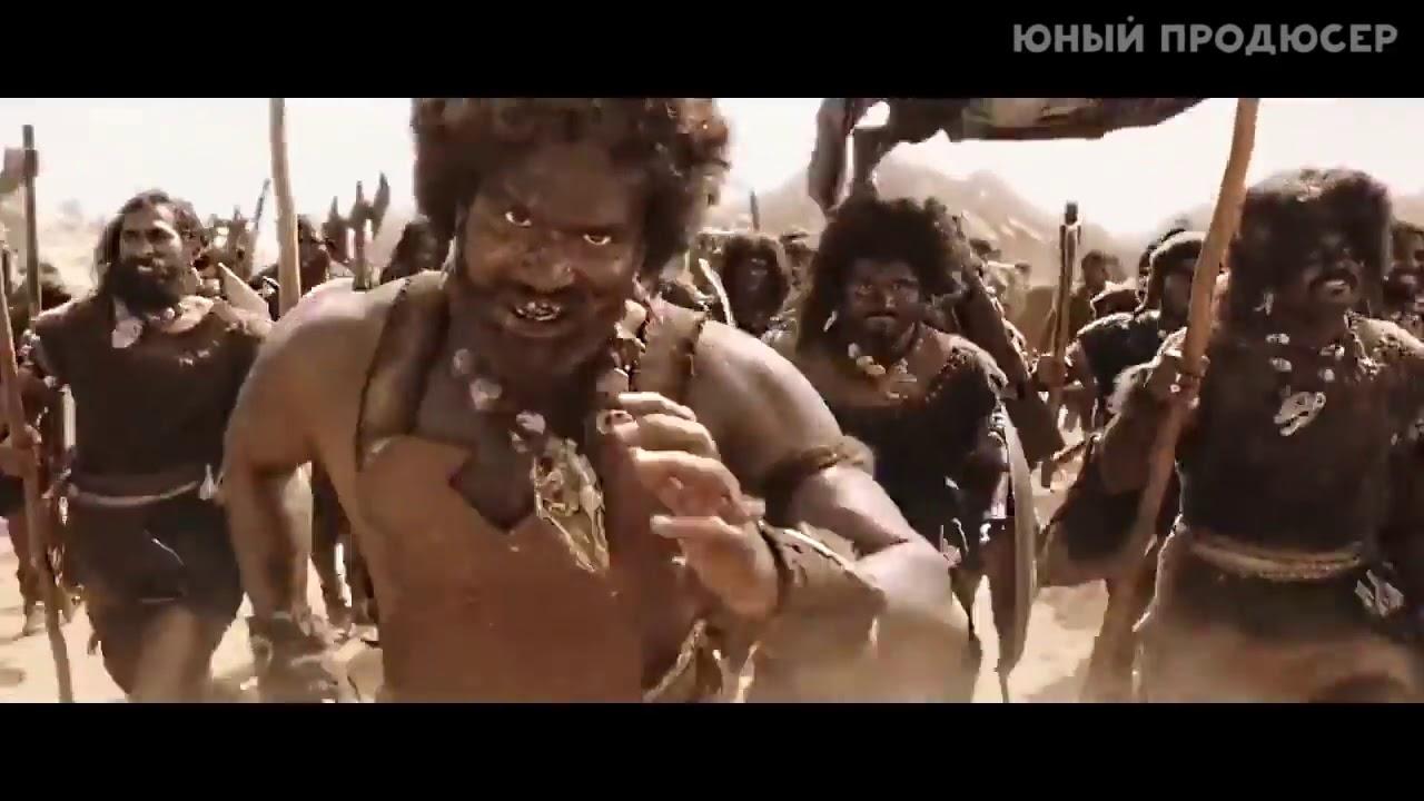 Bahubali Fighting - Movie Clip HD