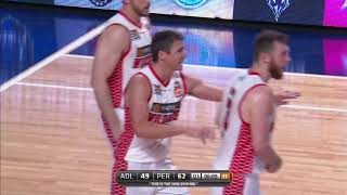 Adelaide 36ers vs. Perth Wildcats - Game Highlights