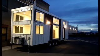 Tiny House Built For Family Of 5