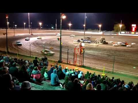 9/1/17 Sycamore Speedway - 8 Lap Compact Heat