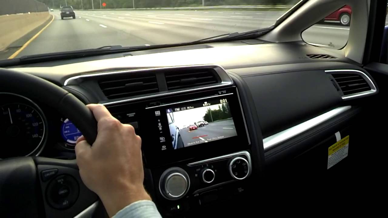 Changing Lanes With Lanewatch Blind Spot Camera