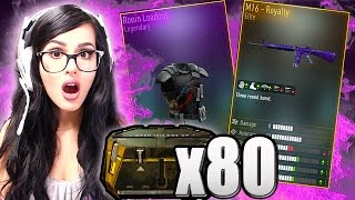 ALL DEM ROYALTY GUNS! Advanced Supply Drop Opening!