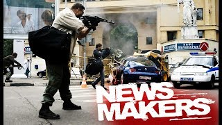 Newsmakers - Terror hat ein neues Gesicht (Action, Drama in voller Länge, ganzer Film) *HD*