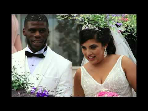 Christian et Baya  Mariage  Congolais  Algérien