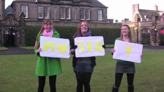"University of St Andrews - LipDub - ""You Get What You Give"""