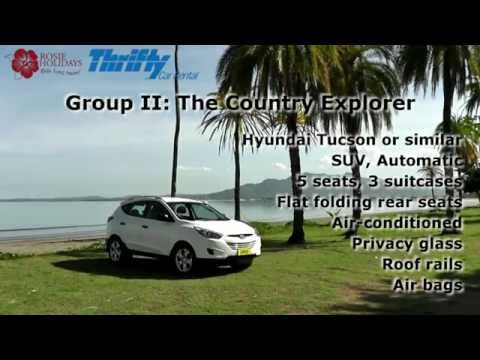 Quality Car Rentals Fiji
